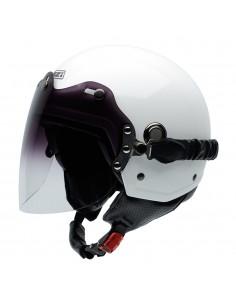 Casco de moto NZI Tonup Visor Blanco