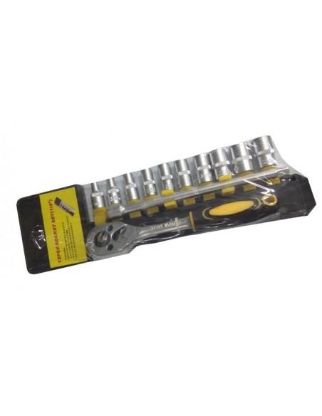Juego de llaves de vaso STK-6007