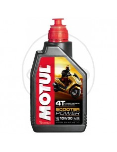 Motul Scooter Power 4T 10W30