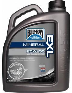 Bel Ray 20W50 4T EXL Mineral