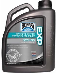 Bel Ray 10W30 4T EXP 100% sintético con ésteres