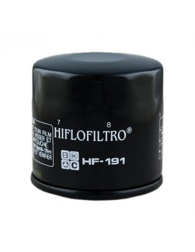 Filtro de Aceite para moto HF191
