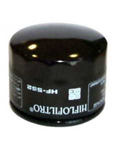 Filtro de aceite Hiflofiltro HF552