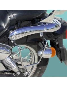 Soportes de alforjas para moto Kymco Zing II 125