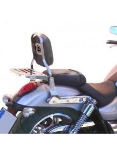 Respaldo con portaequipajes para moto Triumph Thunderbird 1600