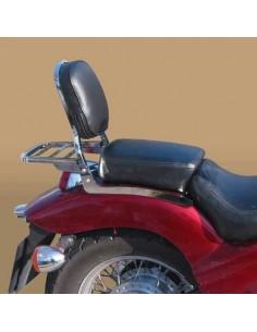 Respaldo con portaequipajes para moto Honda VT600 CD / CDLS