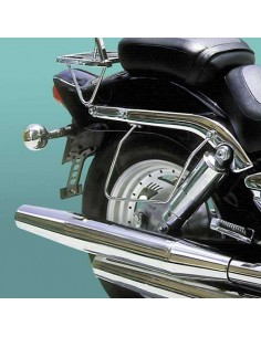 Soportes de alforjas para moto Suzuki Marauder 800