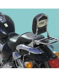 Respaldo con portaequipajes para moto Kymco Zing II 125