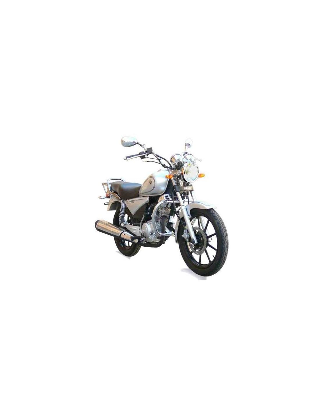 Defensas de motor para moto Yamaha YBR 125 Custom