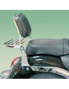 Respaldo con portaequipajes para moto Suzuki Intruder C1800