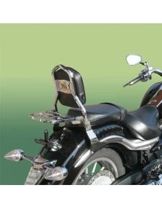 Respaldo con portaequipajes para moto Yamaha Midnight Star 1900 XVA