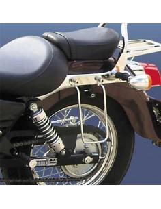 Soportes de alforjas para moto Honda Vt 125 Shadow