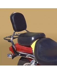 Respaldo con portaequipajes para moto Honda Vf 750 C Magna