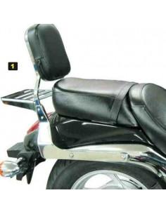 Respaldo con portaequipajes para moto Suzuki Intruder M800 (Desde 2010)