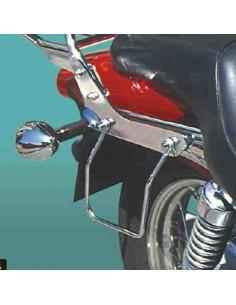 Soportes de alforjas para moto Kawasaki Eliminator 125