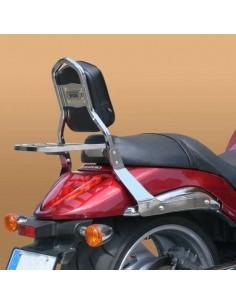 Respaldo con portaequipajes para moto Suzuki Intruder M1800 R