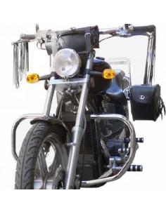 Defensas de motor para moto Leonart Spyder 125