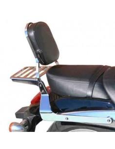 Respaldo con portaequipajes para moto Suzuki Intruder M1500