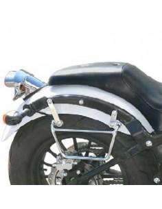 Soportes de alforjas para moto Leonart Daytona 125 - 350
