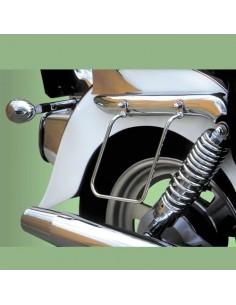 Soportes de alforjas para moto Hyosung Aquila Gv250 - Gv125