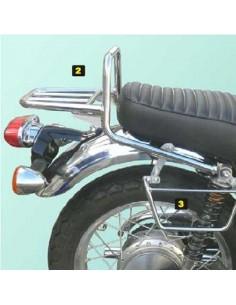 Portaequipajes para moto Kawasaki W650-W800