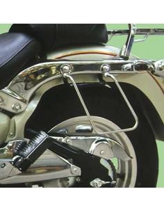 Soportes de alforjas para moto Daelim Daystar 125 - 250