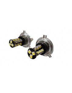 Bombillas Led H4 27 SMD Canbus