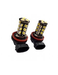 Bombillas H11 27 SMD Canbus