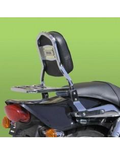 Respaldo con portaequipajes para moto Suzuki Marauder 1600