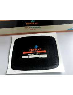 Parches radiales neumaticos tubeless 55x75 mm
