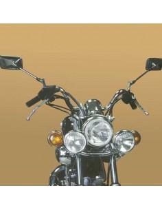 Soporte de faros auxiliares para moto Yamaha Virago 750 - 1100