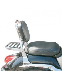 Respaldo con portaequipajes para moto Yamaha Midnight Star 950