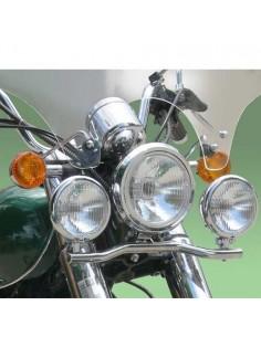 Soporte de faros auxiliares para moto Monkey Bikes Kx 250-2 Y Sumco Mohicano 125