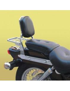 Respaldo con portaequipajes para moto Suzuki Marauder 125 - 250