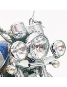 Soporte de faros auxiliares para moto Hyosung Aquila Gv 125 - 250 - 650