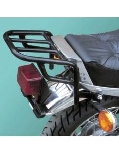 Portaequipajes negro para moto Yamaha Sr 250 - 250 Special