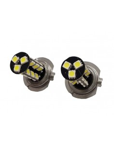 Bombillas Led H7 27 SMD Canbus