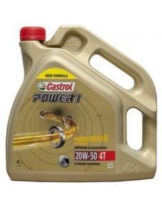 Castrol Power1 4T 20W50