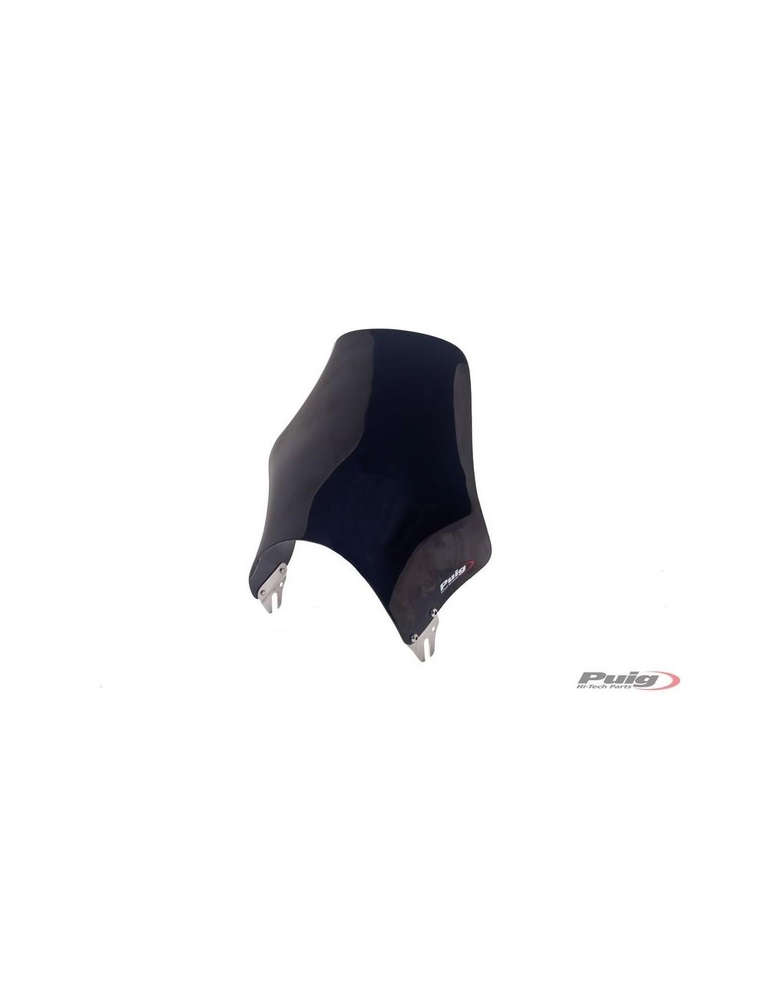 Cupula parabrisas universal faro redondo