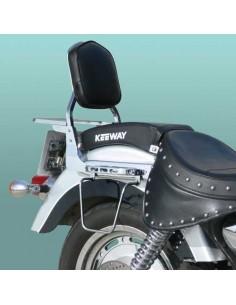 Soportes de alforjas para moto Keeway Land Cruiser 250 Y Superlight 125 Le