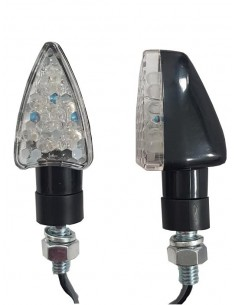 Intermitentes 12 leds ARROW 85-K017-01-29