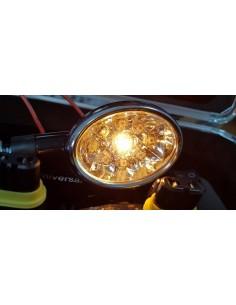 Juego de intermitentes led con luz intermitente posicion y freno 85-K064-21-39