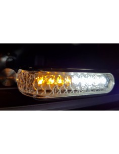 Juego de intermitentes led con intermitencia y luz de dia 85-K065-31-42