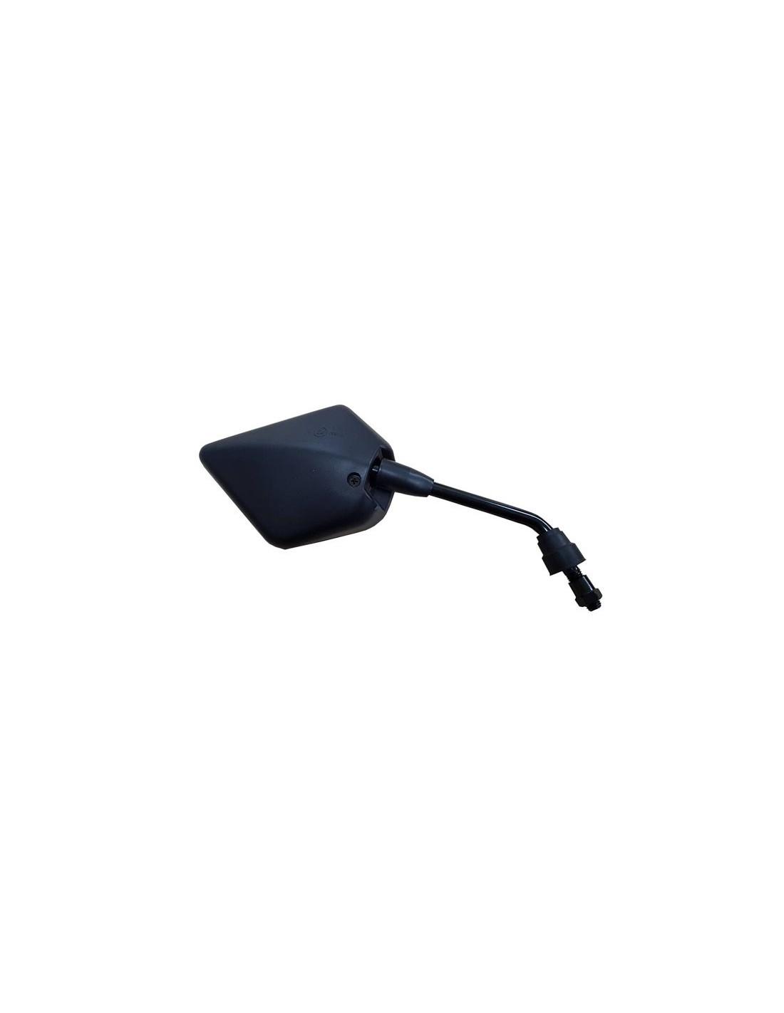Espejos retrovisores universales color negro aerodinámico 81-K061-01-2