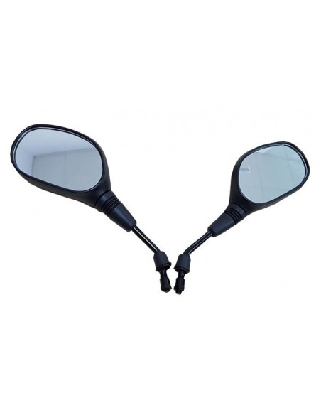 Espejos retrovisores universales ovalados 81-K066-01-5